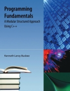 Book Programming Fundamentals: A Modular Structured Approach Using C++ free