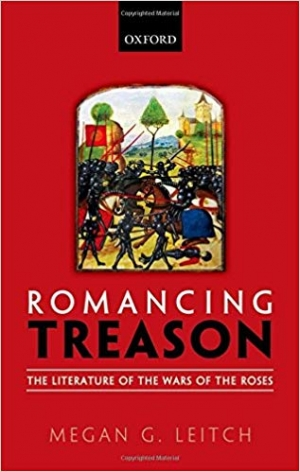 Download Romancing Treason: The Literature of the Wars of Roses free book as epub format