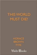 Book This World Must Die! free