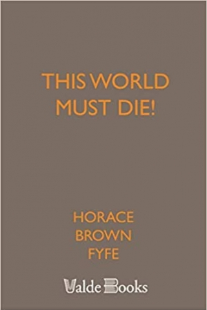 Download This World Must Die! free book as epub format