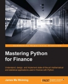 Book Mastering Python for Finance free