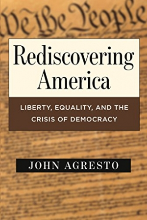 Download Rediscovering America: Liberty, Equality and the Crisis of Democracy free book as epub format