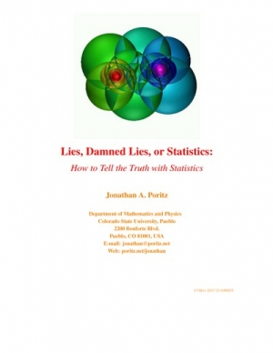 Download Lies, Damned Lies, or Statistics: How to Tell the Truth with Statistics free book as pdf format