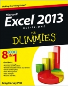 Book Excel 2013 All-in-One For Dummies free