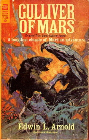 Download Gulliver of Mars free book as pdf format