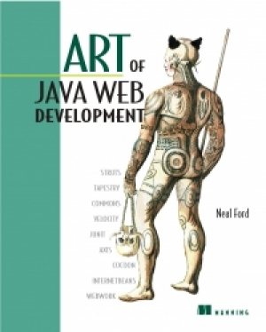 Download Art of Java Web Development free book as pdf format