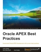 Book Oracle APEX Best Practices free