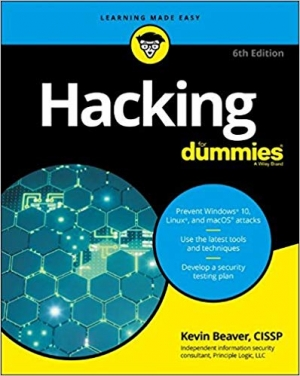 Download Hacking For Dummies, 6th Edition free book as epub format