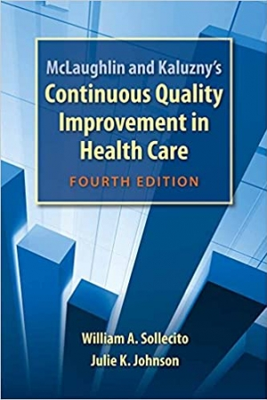 Download McLaughlin and Kaluzny's Continuous Quality Improvement In Health Care free book as pdf format