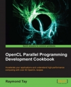 Book OpenCL Parallel Programming Development Cookbook free