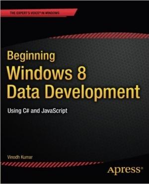 Download Beginning Windows 8 Data Development free book as pdf format
