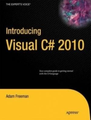 Download Introducing Visual C# 2010 free book as pdf format