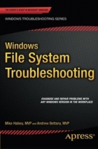 Book Windows File System Troubleshooting free