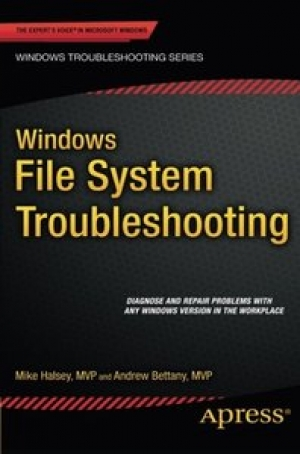 Download Windows File System Troubleshooting free book as pdf format