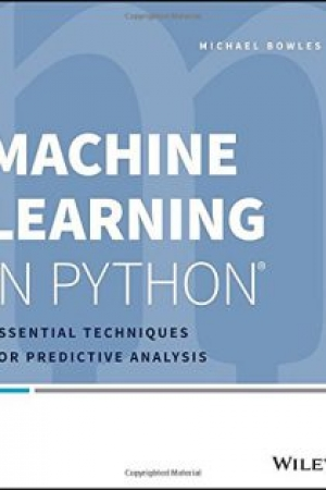 Download Machine Learning in Python: Essential Techniques for Predictive Analysis free book as pdf format