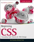 Book Beginning CSS, 3rd Edition free