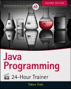 Book Java Programming 24-Hour Trainer, 2nd Edition free