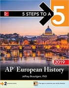 5 Steps to a 5: AP European History 2019