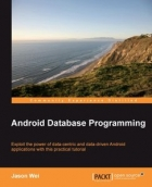 Book Android Database Programming free