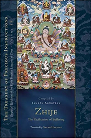 Download Zhije: The Pacification of Suffering: Essential Teachings of the Eight Practice Lineages of Tibet, Volume 13 free book as epub format