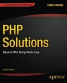 Book PHP Solutions, 3rd Edition free