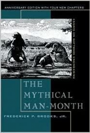 Download The Mythical Man-Month: Essays on Software Engineering, Anniversary Edition 2nd (second) edition Text Only free book as pdf format