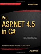 Book Pro ASP .NET 4.5 in C#, 5th Edition free