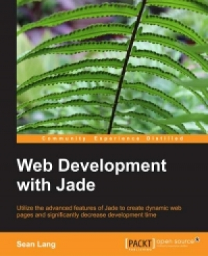 Download Web Development with Jade free book as pdf format