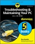 Book Troubleshooting-and-Maintaining-Your-PC-All-in-One-For-Dummies-3rd-Edition free