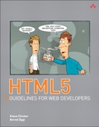 Book HTML5 Guidelines for Web Developers free