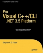 Book Pro Visual C++/CLI and the .NET 3.5 Platform free