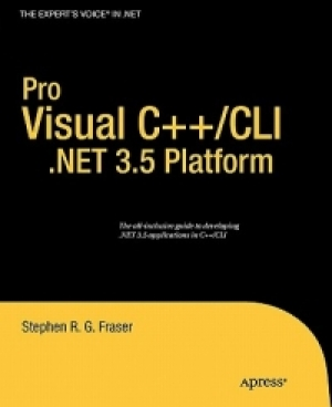 Download Pro Visual C++/CLI and the .NET 3.5 Platform free book as pdf format