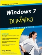 Book Windows 7 For Dummies Quick Reference free