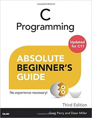 Download C Programming Absolute Beginner's Guide free book as pdf format