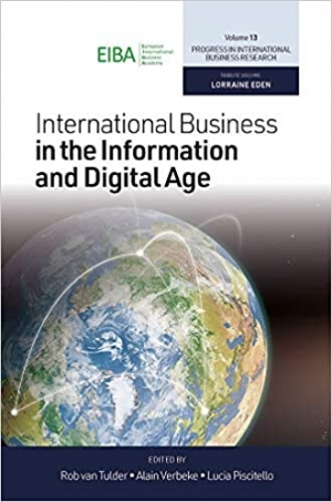 Download International Business in the Information and Digital Age (Progress in International Business Research) free book as pdf format