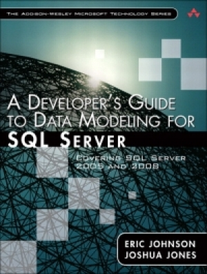 Download A Developer's Guide to Data Modeling for SQL Server free book as pdf format