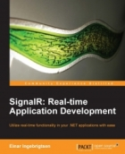 Book SignalR: Real-time Application Development free