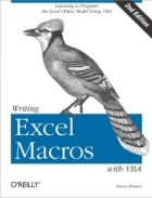 Book Writing Excel Macros with VBA, 2nd Edition free