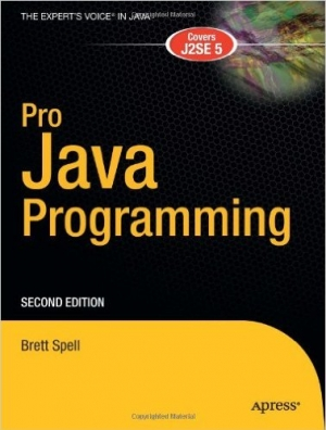 Download Pro Java Programming, 2nd Edition free book as pdf format