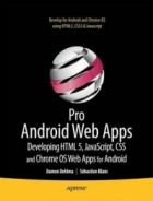 Book Pro Android Web Apps free