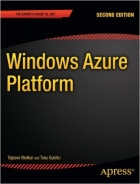 Book Windows Azure Platform, 2nd Edition free