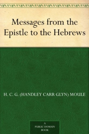 Download Messages from the Epistle to the Hebrews free book as pdf format