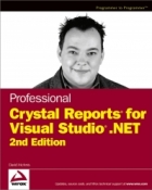 Book Professional Crystal Reports for Visual Studio .NET, 2nd Edition free
