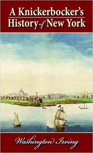 Download A Knickerbocker's History of New York free book as epub format