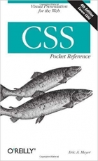 CSS Pocket Reference (4th edition)
