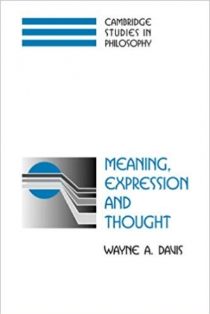 Download Meaning, Expression and Thought free book as pdf format