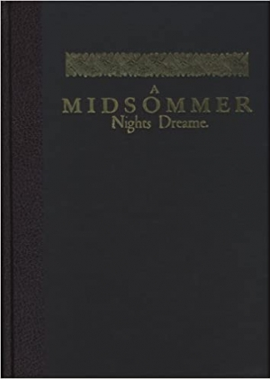 Download A Midsummer Night's Dream free book as epub format