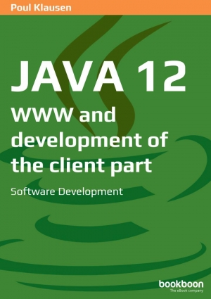 Download Java 12: WWW and development of the client part free book as pdf format