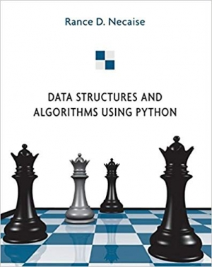 Download Data Structures and Algorithms Using Python free book as pdf format