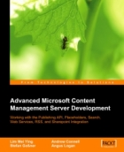 Book Advanced Microsoft Content Management Server Development free